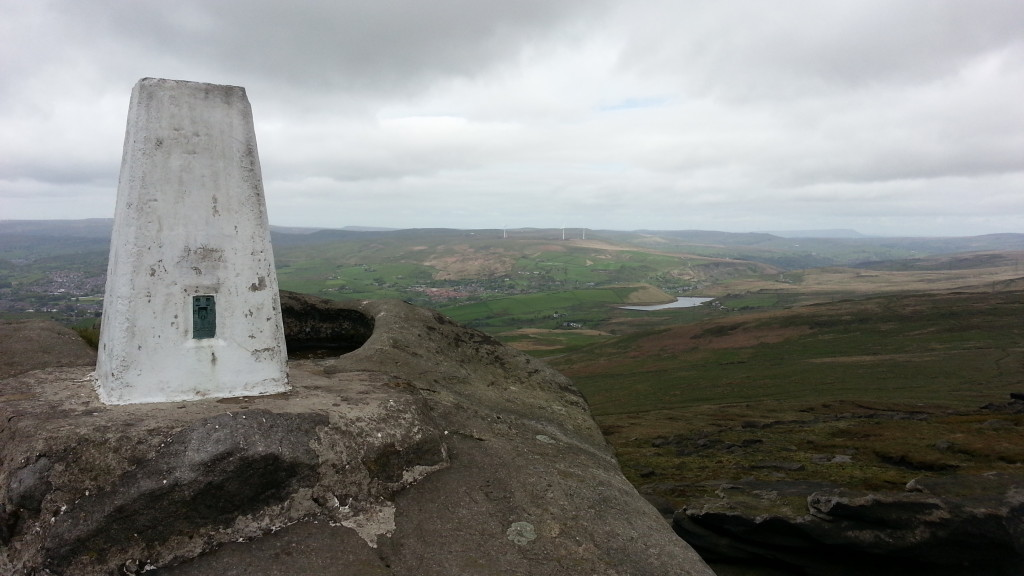 Blackstone Edge Trig