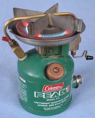 coleman 576 stove