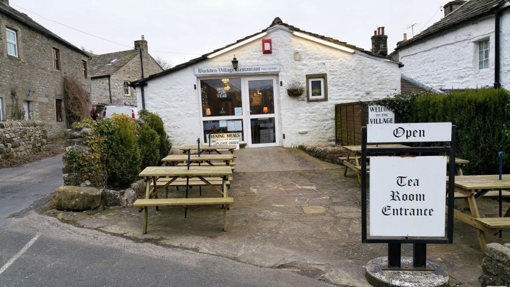 Buckden Tea Room